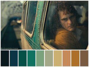 دانستنیهای جالب از رنگها در سینما +فیلم