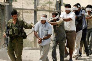 رژیم صهیونیستی علیه اسرای فلسطینی