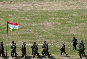 رزمایش تاجیکستان