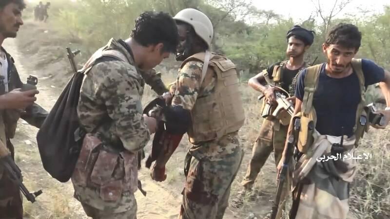 عملیات جدید ارتش یمن در مرز با عربستان +فیلم