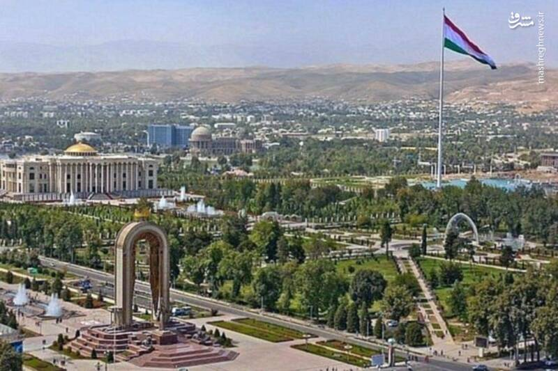 فیلم/ رزمایش نظامی در تاجیکستان