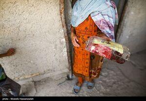 عکس/ اهدای گوشت قربانی به نیازمندان در گرگان