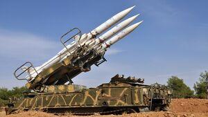سرنگونی تمامی موشکهای اسرائیلی توسط پدافند سوریه