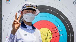 اولین رکورد المپیک در توکیو ۲۰۲۰ شکست