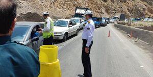 جریمه کرونایی خودروها به مرز ۸۰ هزار رسید