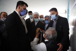 بازدید سرزده رئیس قوه قضاییه از زندان رجاییشهر