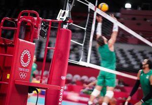 المپیک ۲۰۲۰ توکیو| شرایط خاص در مسابقات والیبال