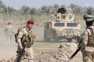 تروریست داعشی در جنوب بغداد به دام افتاد - کراپشده