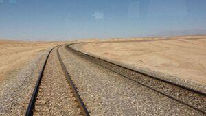 راه آهن سراسری جنوب مسدود شد