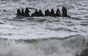 قایق حامل ۴۵ مهاجر در سواحل جنوب غربی ترکیه غرق شد