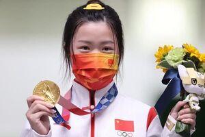 چین اولین طلای المپیک توکیو را تصاحب کرد