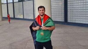 واکنش نورین به حضور نماینده عربستان برابر ورزشکار صهیونیست