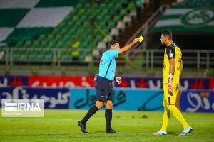 اسامی داوران هفته ۲۹ لیگ برتر فوتبال اعلام شد