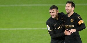 فوتبالیستی که خسته یا مصدوم نمی شود/ آمار عجیب ستاره بارسلونا