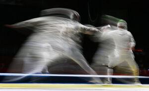 عکس/ رقابت ورزشکاران ایرانی در دومین روز المپیک