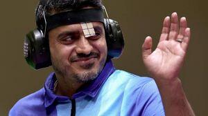 ثبت رکورد المپیک توسط جواد فروغی
