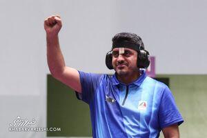 تمجید صفحه رسمی المپیک از رکوردشکنی ملی پوش ایران