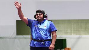 فروغی مسنترین مدالآور تاریخ ورزش ایران در المپیک