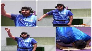 هفتادمین مدال تاریخ ایران در المپیک، بر گردن فروغی