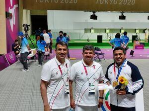 پاداش ۵ هزار یورویی فروغی پس از کسب طلای المپیک و رکوردشکنی