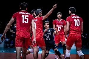 ترکیب اصلی تیم ملی والیبال ایران در بازی با لهستان مشخص شد