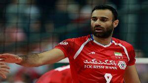 غلامی: کادر فنی تیم ملی والیبال ایران کار بسیار سختی دارد / برای یک تیم بهترین شرایط تلفیق بازیکنان جوان و باتجربه است