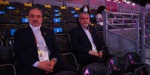المپیک توکیو  موج سواری سلطانی فر روی افتخارآفرینی فروغی/ طلایی که به وزیر ورزش الهام شده بود