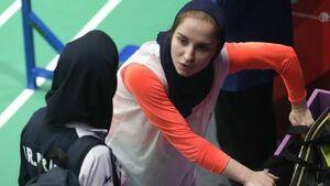 زمان اولین دیدار بدمینتون باز المپیکی ایران