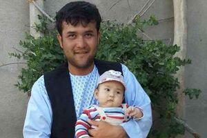 شهید مدافع حرم  عباس حیدری - کراپشده