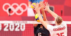بیتوجهی به پروتکلها در المپیک/ لهستان تماشاگر پیدا کرد +عکس