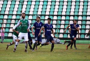 صعود ملوان به جمع چهار تیم برتر جام حذفی با شکست خیبر