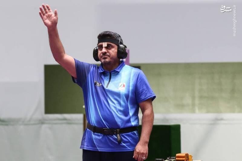 کسب نخستین طلای ایران در المپیک