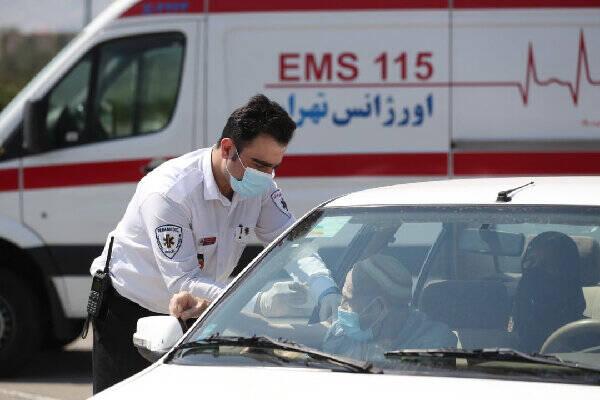 طرح ضربتی واکسیناسیون کرونا توسط نیروهای اورژانس تهران آغاز شد