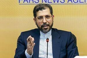 پاسخ توییتری خطیبزاده به وزیر خارجه انگلیس