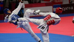حسینی به مرحله بعدی رقابتهای المپیک صعود کرد