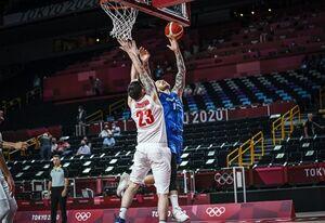 توکیو ۲۰۲۰: شکست تیم ملی بسکتبال ایران در گام نخست