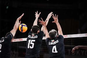 ایران-لهستان طولانیترین بازی تاریخ المپیک
