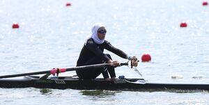 المپیک توکیو  حریفان ملیپوش قایقرانی در نیمهنهایی مشخص شد