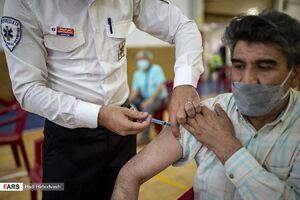 فعالیت ۱۰۷ پایگاه واکسیناسیون در پایتخت