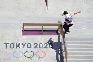 ژاپن برنده اولین طلای تاریخ اسکیت در المپیک شد