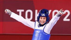 بلایی که دختر ۱۷ ساله سر قهرمان المپیک آورد +عکس