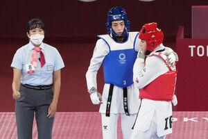 کیمیا علیزاده از کسب مدال المپیک بازماند