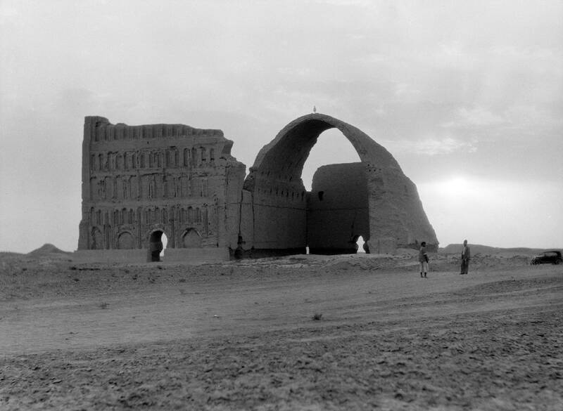 آثار مشهور جهان هنگام ساخت چه شکلی بودند؟ +عکس