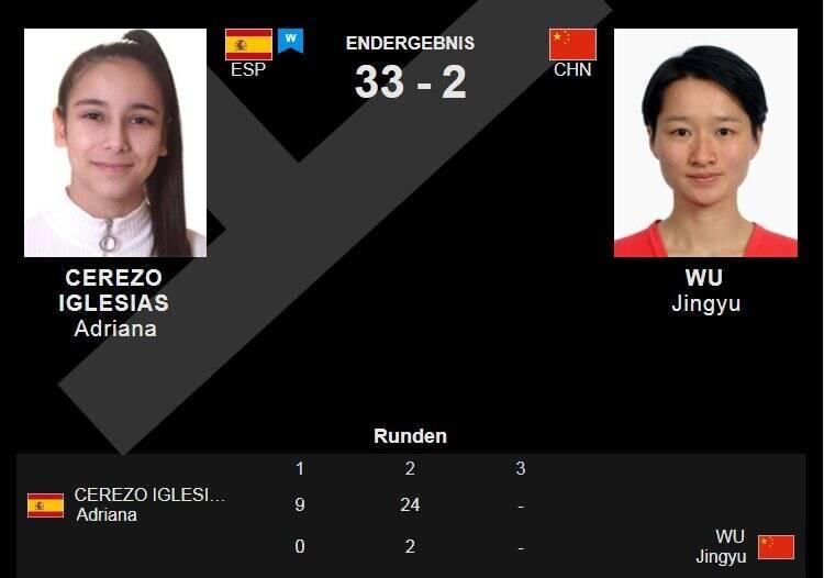 تصاویر | بلایی که تکواندوکار ۱۷ ساله اسپانیایی سر قهرمان چینی با دو طلای المپیک آورد