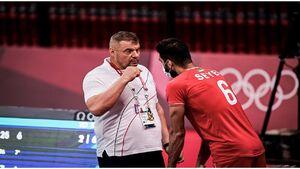 گلایه ستاره تیم ملی والیبال از زمان برگزاری مسابقات المپیک / موسوی: بازیهای صبح ژاپن، نصف شب ایران است
