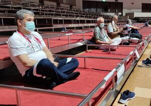 ورود با کفش به سالن بوکس المپیک توکیو ممنوع!
