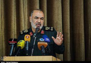 فرمانده کل سپاه: مردم ایران دیگر فریب جنجالها و دروغهای دشمنان را نمیخورند/ پاسخ یاوهگوییها را خواهیم داد