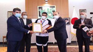 تقدیر از دادگر در پی کسب نخستین مدال تاریخ تیراندازی