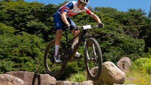 طلای دوچرخه سواری کوهستان به انگلیس رسید
