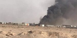ائتلاف آمریکا هر گونه حمله هوایی در عراق و سوریه را تکذیب کرد